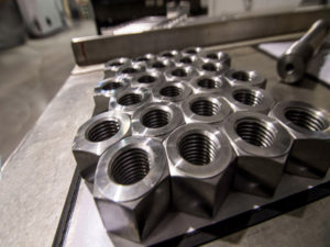Orbital Part Manufacture